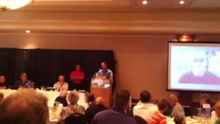 2012     Todd Budke ISC Hall of Fame Induction Speech