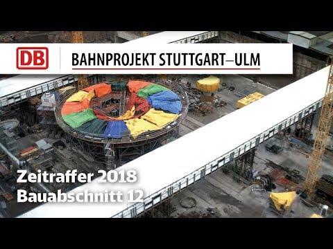 2018 | BA12-Bahnsteighalle Bau