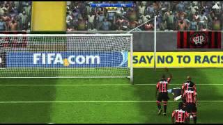 FIFA ON LINE 2 PALMEIRAS 2 X 1 ATLÉTICO PR