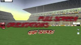 Real Rugby Flick YouTube video