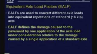 Lecture - 37 Flexible Pavement Design AASHTO Method - 1993