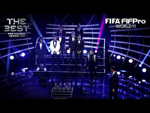 2018 FIFA FIFPro World 11 - Announcement!