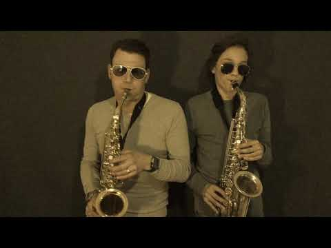 Say Something Justin Timberlake Sax Cover By Sam And FaddieB