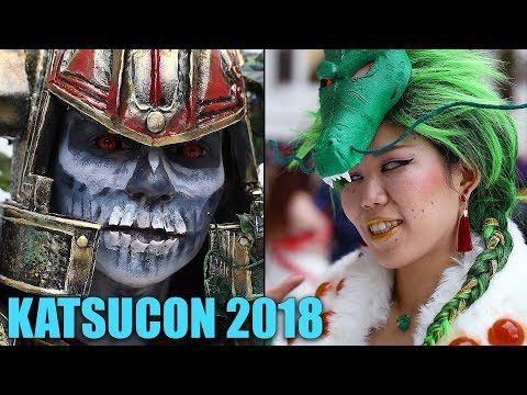 The Best Cosplay from Katsucon 2018