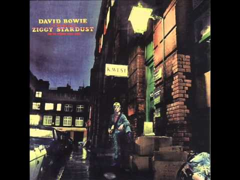 Moonage Daydream (1972) (Song) by David Bowie