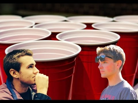 The Art of Beer Pong (Re-edited Montage)