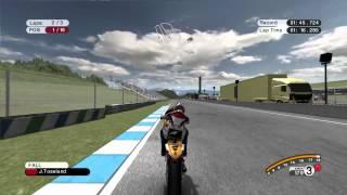 MotoGP 2008 videosu