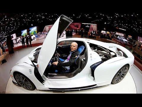Εντυπωσιάζει η 87η Διεθνής Έκθεση Αυτοκινήτου στη Γενεύη – economy