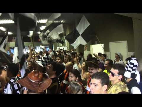 9 minutos de Setor Alvinegro + Cangaceiros - Ceará 1 x 0 Fortaleza - 25.03.12 - Setor Alvinegro - Ceará
