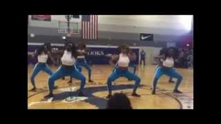 Gwnendolyn Brooks College Prep Majorettes performed at their 2015 Pep Rally. Choreographer: Chynel Cooper...
