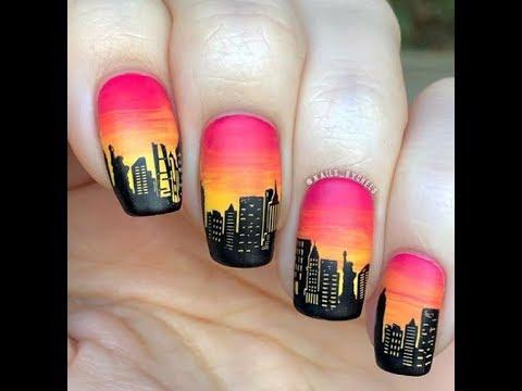 Uñas decoradas - Top 10 Nail Art Design Ideas New Nail Art -UÑAS DECORADAS The Best Nail Art Designs Compilation #2