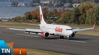 Video TIN #1: Tai nạn máy bay Boeing 737 MAX 8 ở Indonesia   Yêu Máy Bay MP3, 3GP, MP4, WEBM, AVI, FLV Februari 2019