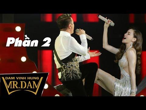 DIAMOND SHOW | Đàm Vĩnh Hưng Hồ Ngọc Hà | Siêu show kỉ niệm 20 năm ca hát của Đàm Vĩnh Hưng | Phần 2 - Thời lượng: 30:30.