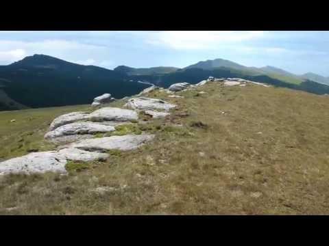 Bucegi Mountais (видео)