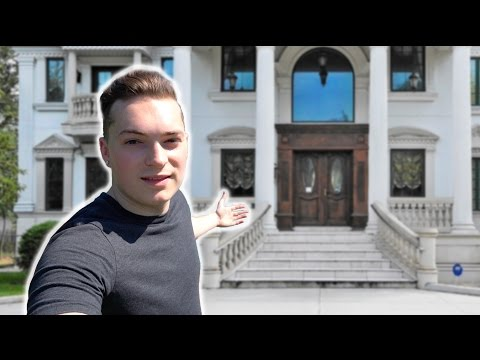 MY NEW HOUSE!! (видео)