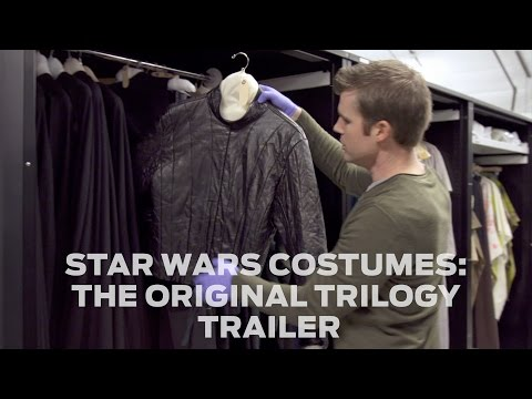 book - Get a behind-the-scenes look at Star Wars Costumes: The Original Trilogy in this special trailer, as author Brandon Alinger visits the Lucasfilm Archives at Skywalker Ranch to research and...