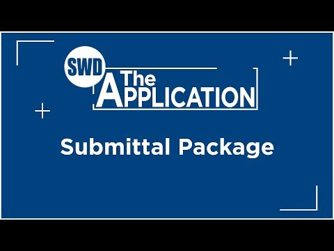 The Application: Submittal Package w/Marcus DeVere