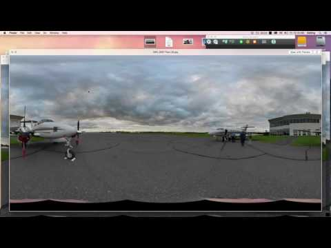 AutoPano Giga and PTGui Panorama software comparison