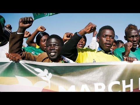 Wahlkampf in Simbabwe: Anschlag auf das