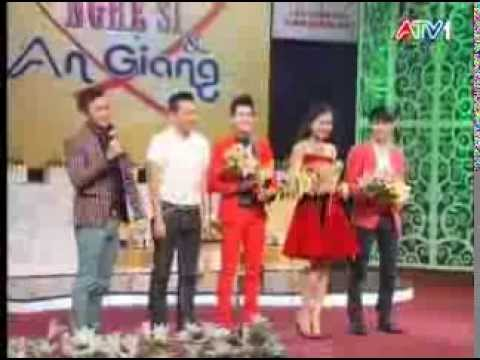 [Nghệ sĩ & An Giang]ca sĩ – diễn viên Phùng Ngọc Huy (3/3/2014)