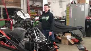 8. Airbox Modification When Installing Boyesen RAD53-2 Reeds On A 2012-2015 Arctic Cat 800