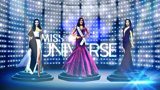 Video Top 3 Final Miss Universe 2017-2018 MP3, 3GP, MP4, WEBM, AVI, FLV November 2017