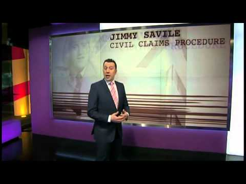 Jimmy Savile's estate sued over abuse claims | Channel 4 News