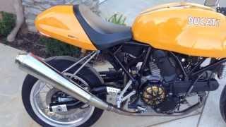 1. 2006 Ducati Sport Classic 1000 FOR SALE