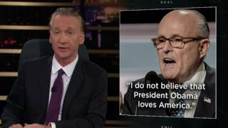 New Rule: The Magic R | Real Time with Bill Maher (HBO)
