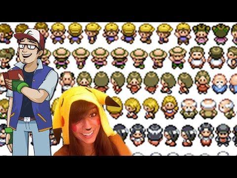 Top 10 Pokémon NPCs: Gen 1 (Feat. Brizzy Voices)