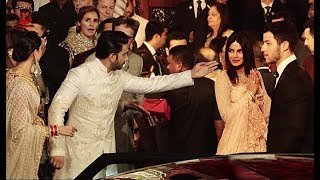 Video Ranveer Deepika, Priyanka Nick Jonas Arrives At Isha Ambani's Wedding Reception MP3, 3GP, MP4, WEBM, AVI, FLV Desember 2018