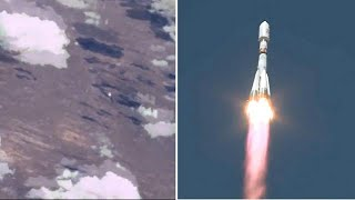The launch of a rocket has been spectacularly captured on video from space.Satellite firm Planet released footage of a Russian Soyuz rocket, which was launched on July 14 from Kazakhstan.The rocket was carrying dozens of imaging satellites into space.…READ MORE : http://www.euronews.com/2017/07/20/watch-rocket-s-launch-captured-on-video-from-spaceWhat are the top stories today? Click to watch: https://www.youtube.com/playlist?list=PLSyY1udCyYqBeDOz400FlseNGNqReKkFdeuronews: the most watched news channel in EuropeSubscribe! http://www.youtube.com/subscription_center?add_user=euronews euronews is available in 13 languages: https://www.youtube.com/user/euronewsnetwork/channelsIn English:Website: http://www.euronews.com/newsFacebook: https://www.facebook.com/euronewsTwitter: http://twitter.com/euronewsGoogle+: http://google.com/+euronewsVKontakte: http://vk.com/en.euronews