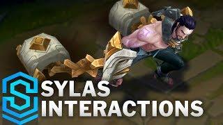 Sylas Special Interactions