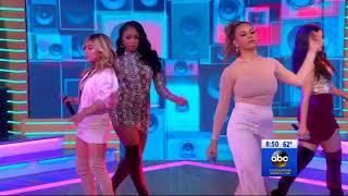 Video Fifth Harmony  - He Like That (Live on Good Morning America) MP3, 3GP, MP4, WEBM, AVI, FLV September 2018