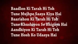 Sanam Re full Title Song lyrics & audio  Arijit Singh  2015