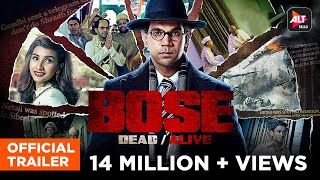 Video BOSE: DEAD/ALIVE | Official Trailer | Streaming NOW on ALTBalaji | Install the App MP3, 3GP, MP4, WEBM, AVI, FLV Agustus 2018