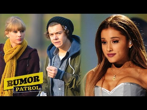 Ariana Grande On-Set Demands, Taylor Swift & Harry Styles Back Together? – Rumor Patrol