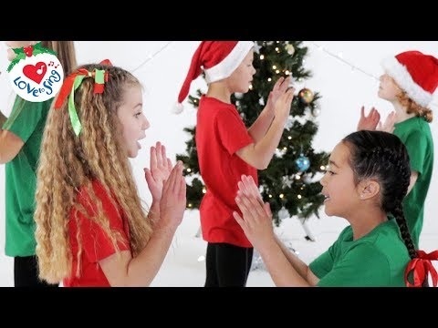 Semoga Anda Merry Christmas Dance Song For Kids Choreography