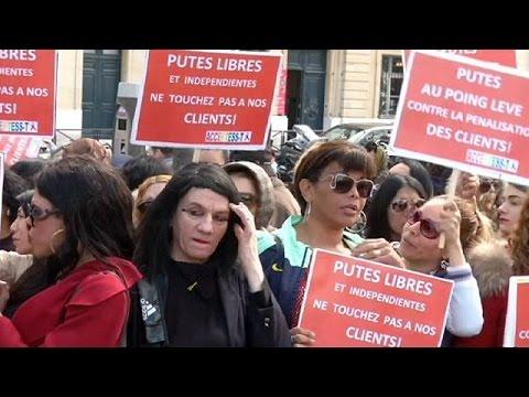Γαλλία: «Ποινικοποιείται» ο αγοραίος έρωτας