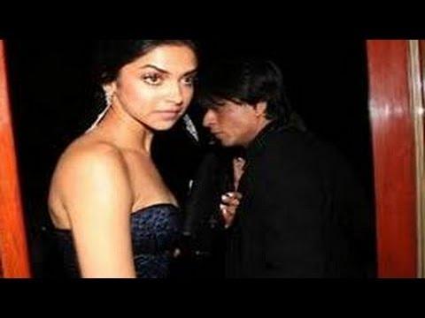 Deepika Padukone in Shahrukh Khan's VANITY VAN