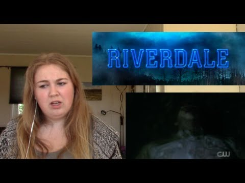 Riverdale season 1 episode 1 REACTION