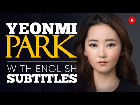 ENGLISH SPEECH | YEONMI PARK: In Search of Freedom (English Subtitles)