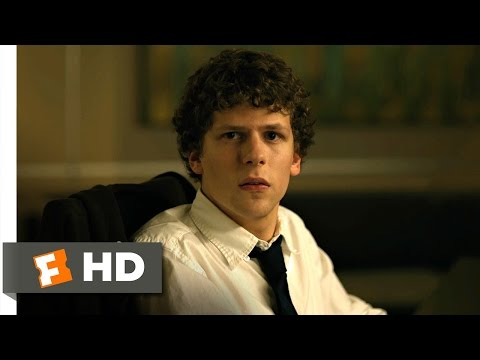The Social Network (2010) - I'm Not a Bad Guy Scene (10/10) | Movieclips