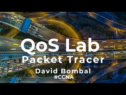 Cisco CCNA Packet Tracer Ultimate Labs: Quality Of Service (QoS) Lab. Answers Part 3