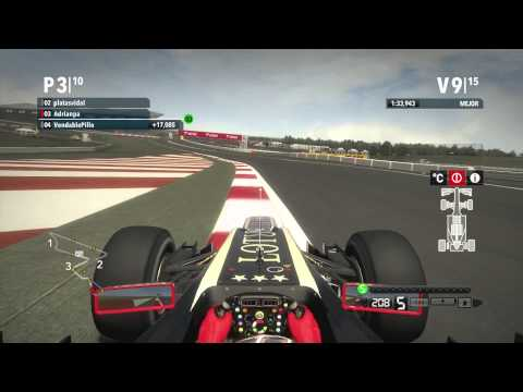 formula - Airtel Indian Grand Prix Qualifying - Campeonato Putu Formula 1 2012 (19 - 05 - 2013) Buddh International Circuit, Greater Noida.