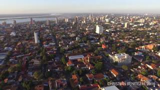 Asuncion Paraguay  city pictures gallery : Droneando por Asunción Paraguay - Julio 2016
