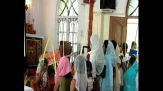Mar Yuhanon Mamdana Orthodox Church Hosanna (Palm Sunday)