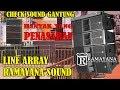 Download Lagu Banyak Yang PENASARAN SOUND GANTUNG RAMAYANA MUSIK Line Array ? Simak Proses Check Alat TERBARU Mp3 Free