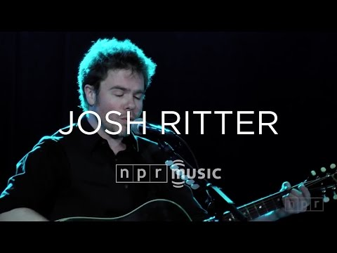 josh ritter - Ritter's new album, The Beast in Its Tracks, is by any definition a breakup record; he wrote it following his own divorce, and every song finds him picking t...