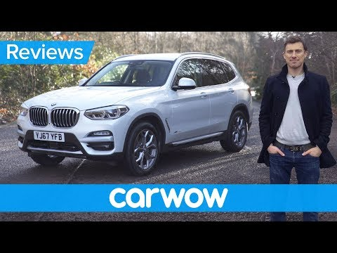 BMW X3 2020 SUV in-depth review | carwow Reviews